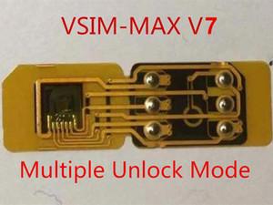 Libero DHL VSIM Max V7 sblocca la carta Sim con ICCID Mode + MNC per iP XR XS Max 11Pro 11ProMax iOS 13.x Gevey