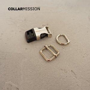 10pcs / lot (fibbia in metallo + regolare fibbia ad anello + D / set) 20 millimetri inciso fibbia, Forniamo laser servizio di incisione personalizzare LOGO