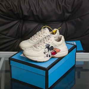 2020 venta caliente mujeres del cuero genuino zapatos de papá aumentar la comodidad con cordones ocasionales de los hombres al aire libre las zapatillas de deporte de la moda 35-46