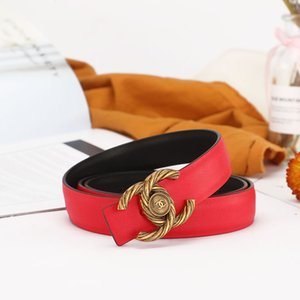 Design Belt Men and Women Fashion Belt Genuine Leather Luxury Belt Brand Waist Belts Gold Silver Black