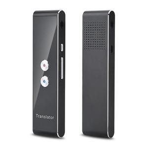 Traduttore portatile mini intelligente Voice Speech per la corsa Learning Business Meeting 3 in 1 Voice Testo Foto Language Translator Wireless