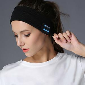 Schlaf Bluetooth Stirnband-Kopfhörer drahtloser Kopfhörer-Sport HD Stereo-Kopfhörer