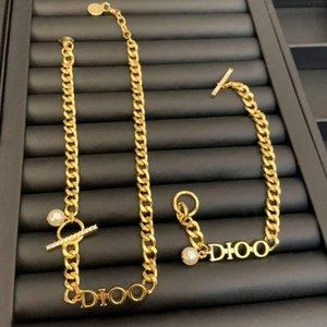 2020Explosion classic CD chain designer jewelry luxury designer jewelry women designer necklace