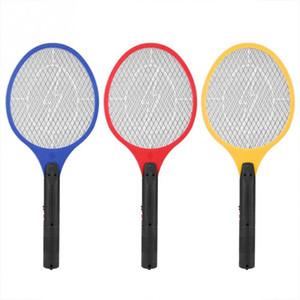 Cordless ricaricabile Mosquito Swatter elettrico zanzara Swatter Bug Zapper Racket Insetti Killer Trappola EU Plug