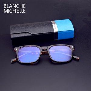도매 블랑쉬 미셸 2,019 스퀘어 TR90 프레임 안경 프레임 WMeAnti - 블루 컴퓨터 안경 프레임 안경