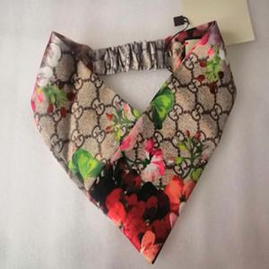 Envío gratis el más nuevo diseñador de bandas de pelo de banda de seda para mujeres diademas de marca de moda mejor calidad para regalo