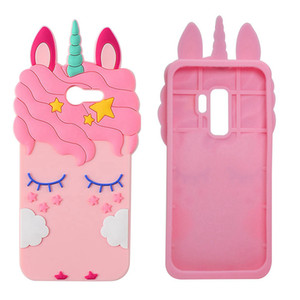 For iPhone 11 Pro Max X XS Max XR 6S 6 7 8 Plus 5 5S SE Soft Silicone Cartoon Phone Case Cute Animal Character Fashion Protective Case