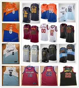 Printed Men Kevin 0 Love Andre 3 Drummond Larry 22 Nance Jr. Collin 2 Sexton Kevin 4 Porter Jr. LeBron 23 James Jerseys