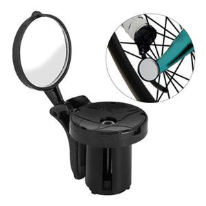 Простая установка Практических 360 градусов Поворот Замены Велоспорт Очистить Аксессуары Durable для велосипеда ручка зеркала заднего вида раунду