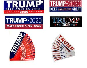 best seller Donald Trump Car Stickers Bumper Sticker Keep Make America Great Decal for Car Styling Vehicle Paster