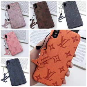 Марка моды телефон чехол для Iphone 11 Pro Max X XS XR Xs Max 7/8 7/8 Plus Phone Designer Case Top Quality Cover Case A04