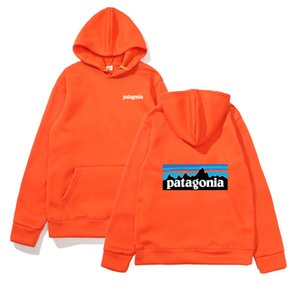 Mode-Patagonia Pulls New Spring Hooded Harajuku Marque Sweat