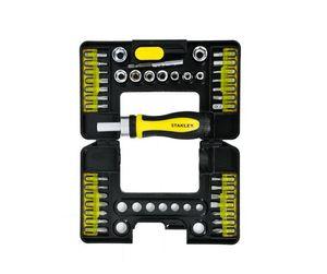 2019 NOUVEAU 39 PC noir chrome mécanique outils ensemble main tenue affaire SCREW matériel outils MC-392S-23 livraison gratuite de haute qualité