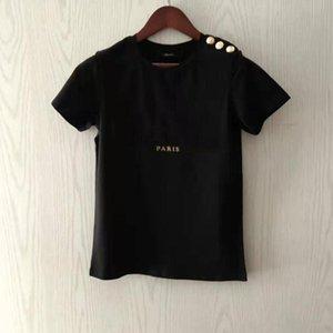Molle sexy T delle donne della camicia della maglietta 2020 nuove donne della stampa d'epoca lettera manica corta T-shirt stile estivo vestidos femminili ropa mujer