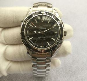 homens venda Tabie821219 Hot assistir Melhor Edição velocidade automático movimento Sea Designer cinta de aço inoxidável Assista Professional Diver Mens Watch