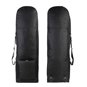 Bolsos de vuelo de una sola capa de la pelota de golf Bolsos de vuelo de una sola capa con polea de gran capacidad, antidesgaste, material de nylon 65xs C1