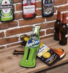Americano retro cerveza abridor de botellas de personalidad personalidad decoración de la pared bar restaurante de pescados a la parrilla creativo decoración de la pared colgante de pared restaurante