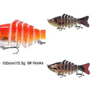 4TeHr # 5555 Luya weich leuchtende Garnelenfang gefälschte baitset bionische Köder leuchtenden Tintenfisch Köder Blackfish