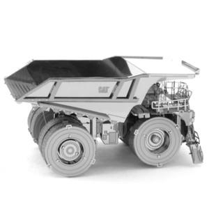 3D Puzzles Truck Tracto - kit de metal 3D modelo - DIY brinquedos modelo sem peeling e o melhor de tudo - sem cola requer 3D Puzzles Sherman