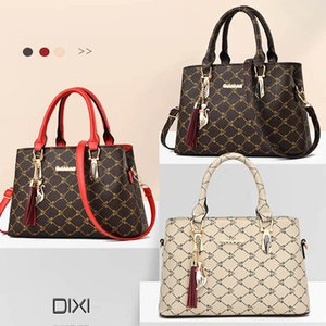 Totes Handbags Shoulder Bags Handbag Womens Bag Backpack Women Tote Bag Purses Brown Bags Leather Clutch Fashion Wallet Bags 0629