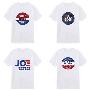 2020 Mens Designer Biden magliette pazzi gli uomini maglietta Nascondere Biden T-shirt Design Rife girocollo supera i T # 685