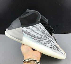 2020 Обувь Новая версия Quantum Basketball на продажу Kanye West Дизайнерская обувь мужчин женщин кроссовки Размер 36 -45EUR