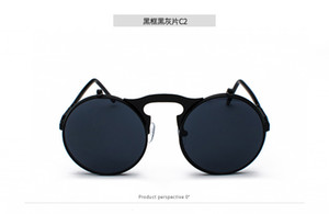 design sunglasses for women driving glasses with sunglasses for men wearing trendy metal with double beams and sun glasses 9968