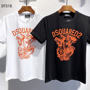 20ss Fashion High Quality Mens T Shirts ICON Men Clothing Summer Casual Streetwear Shorts T-Shirt Cotton Short Sleeve Tee Tops DS518