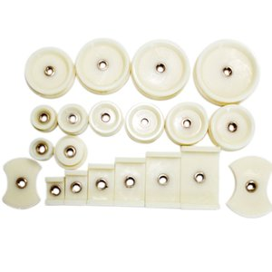 High Quality 20pcs Watch Back Press Fitting Dies Watch Repair Kit Round and Rectangular