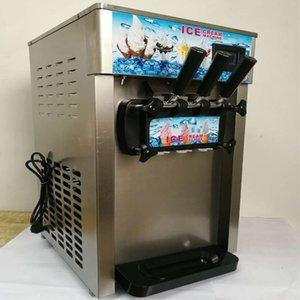 ahorro de tres sabores máquinas de helados suaves o máquina de yogurt máquina de porcelana de proveedores de ahorro de energía hielo máquina de helados / energía
