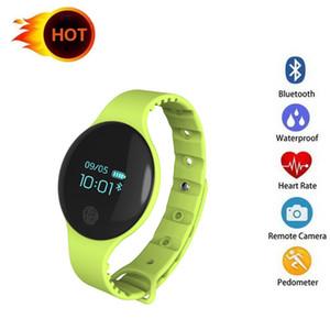 H8 Smart Bracelet Pedometer Fitness Tracker Sport BT Wristband Sleep Monitor Smartband For Android Smart phone Bracelet