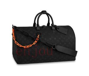 2019 borsa di lusso 2020 di alta sneakersLv Keepall Luis Vit borsa in vera pelle L fiore bagaglio di viaggio modello borsone bagab5c #