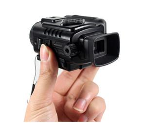 IR Digital Infrared Monocular Mini Multifunction Day Night Vision Telescope Night Vision Scope For Camera Video Hunting