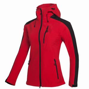 Navire gratuit Nouveaux Femmes North Denali Fleece Apex Vestes Bionic Everproof Tiltilo-Étanche Casual Softshell Softshell Visage chaud Manteaux S-XXL 1728