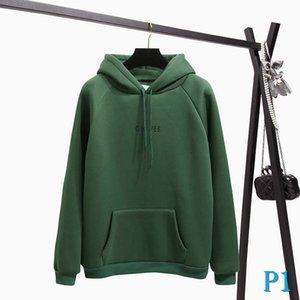 Capuche Femme Mode hiver Pulls manches longues Designer 10 couleurs de ~ 2XL Pull de haute qualité Luxury SweaterP1