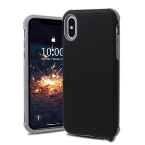 Двойные Layers Гибридные случаи Доспех Пригородные Defender для iPhone 11 Pro Max XR XS MAX 8 7 Samsung S10 Plus Примечание 10 Plus