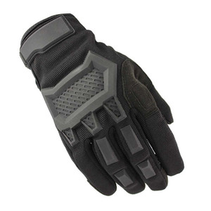 Cycling Gloves Full Finger Touchscreen Anti-slip Outdoor Motorcycle Riding Fitness Sports Handwear