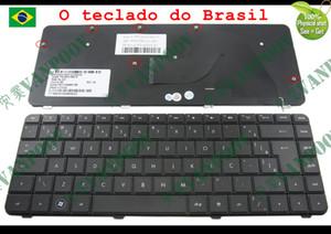 Novo e Original Notebook teclado Do Portátil para HP Compaq Presario G42 CQ42 AX1 G42-100 G42-200 G42-300 G42-400 Brasil BR BR BZ V112246AR1