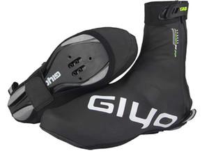 Giyo Winter-Radüberschuhe Schuhe Abdeckung MTB Rennrad Überschuh wasserdichte beste Qulaity Kostenloser Versand