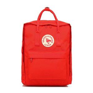 Arctic Fox Fashion Multicolor Fjallraven Backpacks Large Capacity Canvas Bags Unisex Students Computer Bags Laptop Backpacks Outlet Sa #QA229