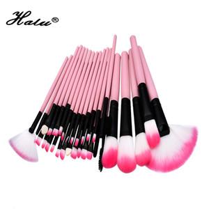 Halu 32 pcs Professional Eye Makeup Pincel Set Pincel Maquiage Em Pó Foundation Kit Escova de Maquiagem Cosméticos Kit de Ferramentas de Venda Quente