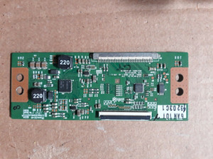 free shipping Good test T-CON board for 32 37 ROW2.1 6870C-0442B screen LED32EC330J3D