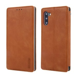 For Galaxy Note10 CMai2 Cloud Skin Series Horizontal Flip Leather Case with Holder & Card Slots