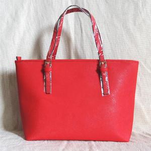 Christmas brand ladies bag simple fashion handbag cross pattern PU leather shopping bag large shoulder bag