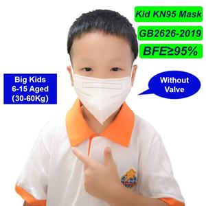 6-15 personnes âgées Big Kids usage étudiant pour enfants enfants Masque anti-poussière brouillard Masque DHL UPS Expédition rapide et arrivée
