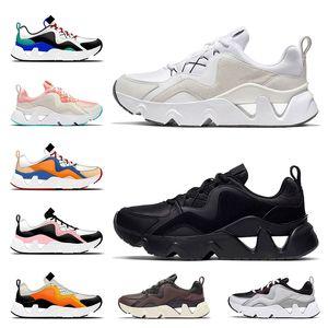 RYZ 365 Top quality stock x mulheres mens tênis triplo branco preto azul laranja rosa marrom corredores jogging formadores tênis esportivos