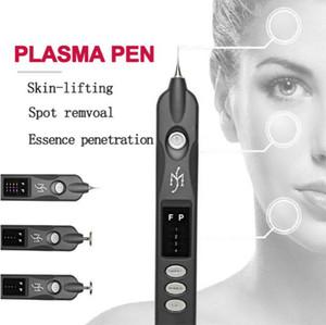 Beauté Monstre Plasma Pen 4 aiguilles MTS tête stylo lifting des sourcils / Retrait spot stylo / stylo plasma rides dispositif enlèvement beauté