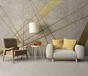 Bacaz Classic Luxury Damask Gold Wall Paper Glitter Wallpaper Mural Techo Sofá TV Fondo Wall Decor Home wallpaper 3D