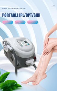 portable IPL OPT SHR Quick Hair Removal Spot Removal Freckle Acne Wrinkle Remover Skin Rejuvenation machine