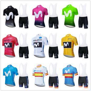 Велоспорт Джерси набор 2020 Чемпион мира Летняя майка дышащий CYCLING одежда MTB велосипед 9D гель площадку нагрудник шорты комплект Ropa Ciclismo